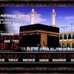 Jual Jam Masjid Digital di Sukabumi
