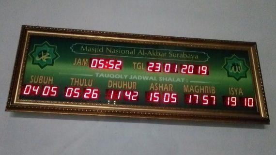 Jual Jam Masjid Digital di Tombatu