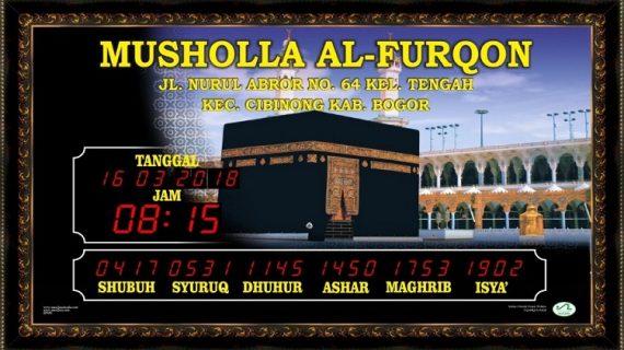 Jual Jam Masjid Digital di Telawang
