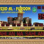 Jual Jam Masjid Digital di Karo