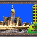 Jual Jam Masjid Digital di Bontonompo